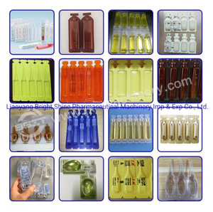 Bfs Plastic Ampoule Pharmaceutical Oral Probiotics Blow-Fill-Seal Machine