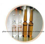 Pharmaceutical 4 Filling Heads Pesticide Ampoule Filling Sealing Machine (ALG1-2ml)
