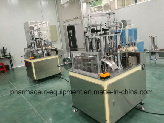 Automatic Green Tea Cup Filling Sealing Packaging Machine