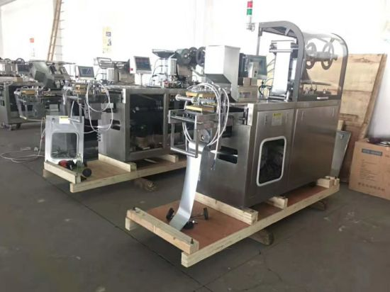 Alu-Alu Blister Packing Machine for Tablet or Capsule Dpp-110