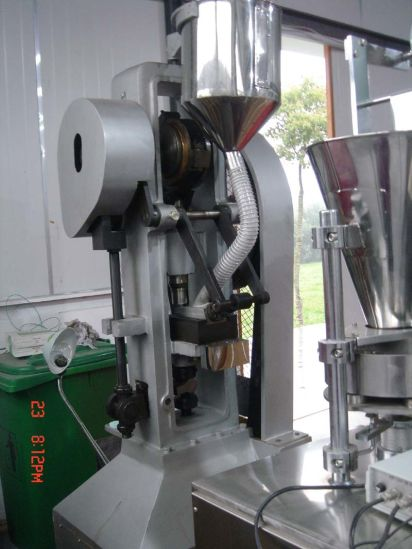 Thp-6 Flower Basket Pharmaceutical Manufacturing Rotary Tablet Making Machine of Pill Press