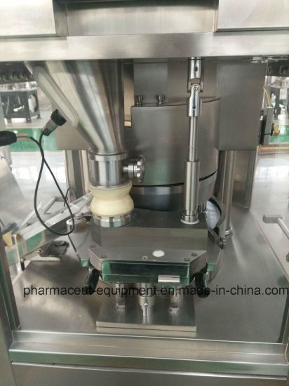 Pharmaceutical Machinery Rotary Tablet Pressing Machine (ZPT-17)