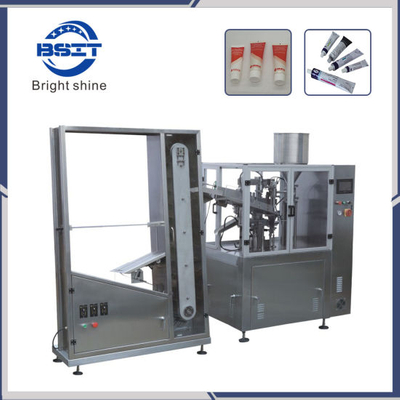 High Speed Inner Heating Soft Plastic Laminated Tube Filling and Sealing Machine (BGNY)