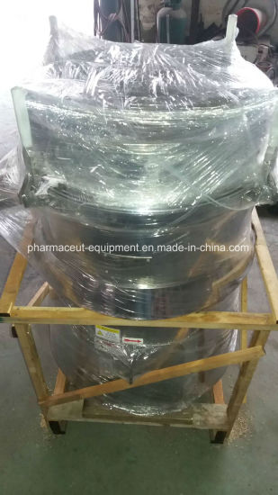 Zs-800 Pharmaceutical Screening Sifter Machine (Meet GMP Standards)