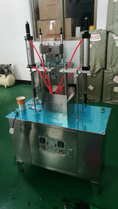 Manual Paper Cup Making Machine/Tea Cup Hidden Packing Machine