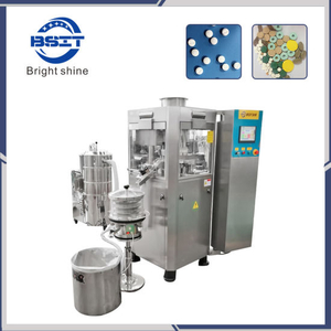 Zpt Pharmaceutical Machinery Tablet Making Machine with Ce Certificate