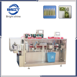 Hot Sale Plastic Ampoule Liquid Forming Filling Sealing Machine for Electronic Cigarette Oil