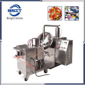 Pharmaceutical Tablet Coating Machine (BY300A Standard configuration)