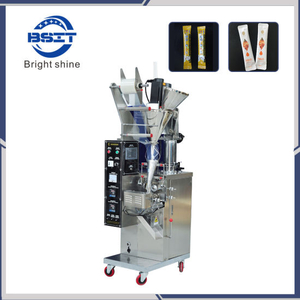 Automatic Double Linked Powder/Granule/Liquid Honey Sachet Packing Machine