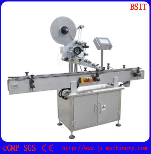 Collyrium Eye Lotion Filling Sealing Labeling Machine (Meet with GMP Standards)