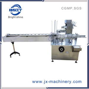 Box Cartoning Packing Manufacturing & Processing Machinery for Paste