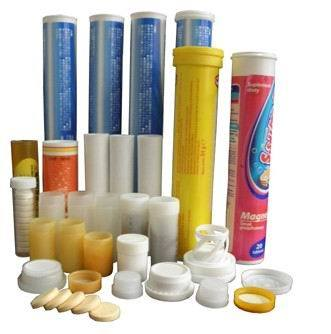 Effervescent Tablet Tube PP/PE Cap for Effervescent Tablets Packing Machine Bsp40A