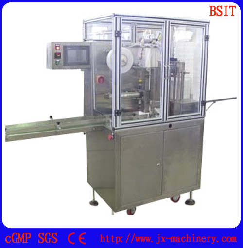 Automatic Box Film Wrapping Machine Bsr-180A