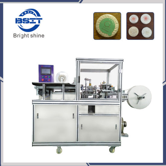 Good Price Automatic Pleat Soap Wrapping Packing Machine for Ht-960