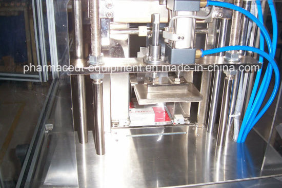 Factory Supply Straight-Line Film Wrapping Machine Bsr-180A
