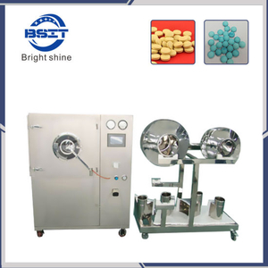 Pharmaceutical Machine Tablet Sugar Chocolate Film-Coater Machine for Bgb-10f