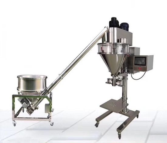 Semi-Automatic Powder Auger Filler Machine (BC-1 SERIES)