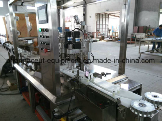 Factory Price Eye Drop Filling Packing Machine (servo motor)