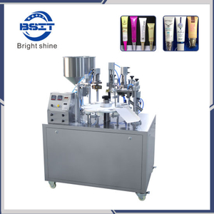Semi Automatic/Toothpaste/ Soft Plastic Composite/Aluminium Tube/Tube Filling Sealing Machine