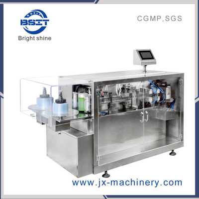 Automatic Oral Liquid Probiotics Plastic Ampoule Filling and Sealing Machine (Dsm)