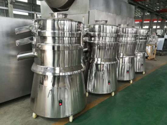 High Quality Pharmaceutical Vibrating Screener Machine (ZS-650)