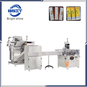 Multi-Lines Sachet Bag Packing Production Machine Line for Grain (DXDK900A)