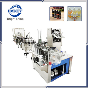 Automatic High Quality 10ml Pet Bottle Vape Cartridge Filling Machine with Ce Certifiate