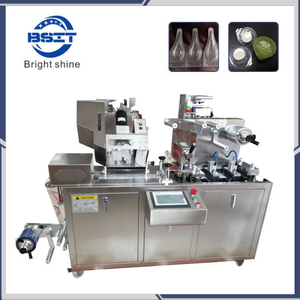Dpp-80 Pharmaceutical Packing Packaging/Package Pack Machine of Automatic Blister Machinery