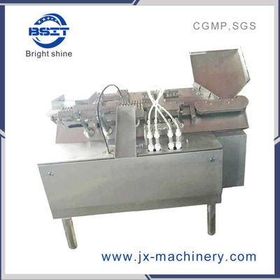 Injectable Ampoule Glass Syringe Filler Sealer Machine for SGS Certificate (AFS-4)