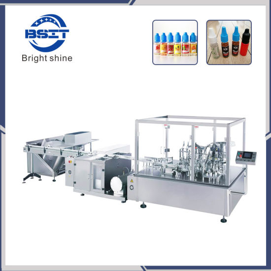 20ml Pet Bottle Perfume Filling Machine (contact product SS316)