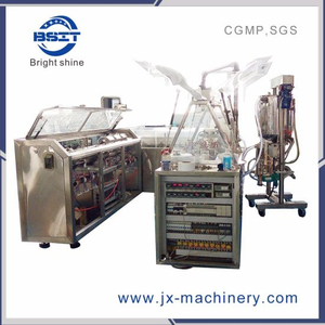 Automatic Suppository Small Thermoforming Filling and Sealing Packaging Machine (ZS-U)