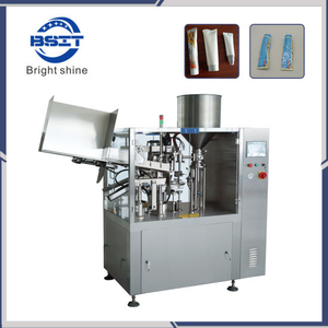 Automatic/Toothpaste/ Soft Plastic Composite/Aluminium Tube/Tube Filling Sealing Machine