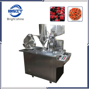 Semi Automatic Capsule Filling Machine/Capsule Machine/Capsule Encapsulation Machine GMP