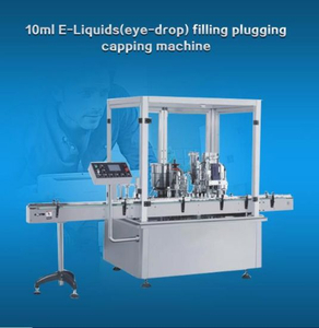 China 5-30ml Eye Drop Used Filling Sealing Machine (with CE)