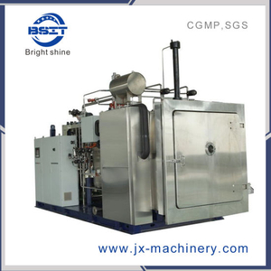 60kg/Batch Capacity Lyophilizer Machine Refrigeration Freeze Dryer Machine for Vials