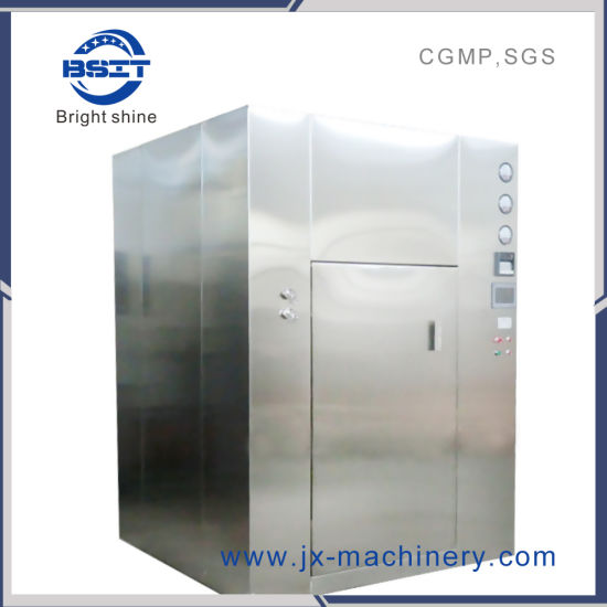 Pharmaceutical Machine Ampoule Sterilizer Oven Dryer Machine (BAM)