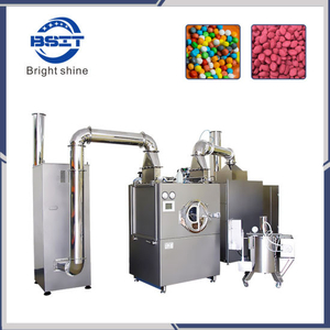 Pharmaceutical Equipment High Efficient Tablet Sugar Film-Coating Machine (BGB-75)