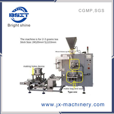 Hot Sale Tea Bag Packing Machine with Hole