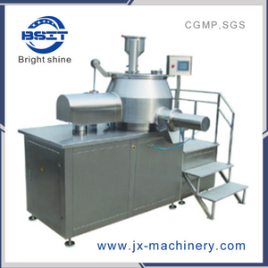 Automatic High Speed PLC Control Super Mixer Granulator (LM)