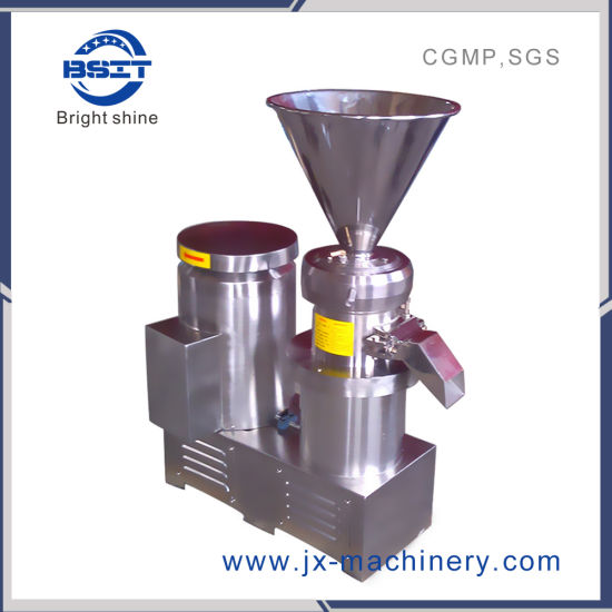Peanut/Nut Colloid Milling Machine with Stainless Steel (Jms-80)