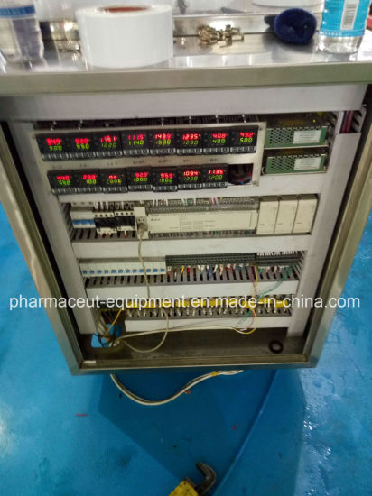 Straight Line Automatic PLC Control Suppository Liquid Filling Sealing Machine Meet GMP