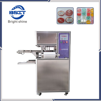 Hot Sale New Ht980 Soap Bar Packing Wrapping Machine