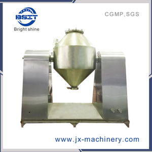 Szh-500 Pharmaceutical Double Cone Mixer Machine Meet with GMP Standards
