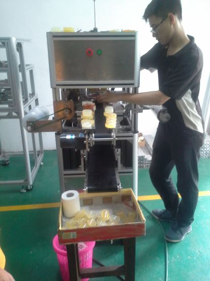 Factory Supply Bar Soap Packaging Machine/ Hotel Soap Packaging Machine