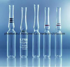 China Afs-6 Pharmaceutica Ampoule Injector Filler Machine for 1ml Ampoule