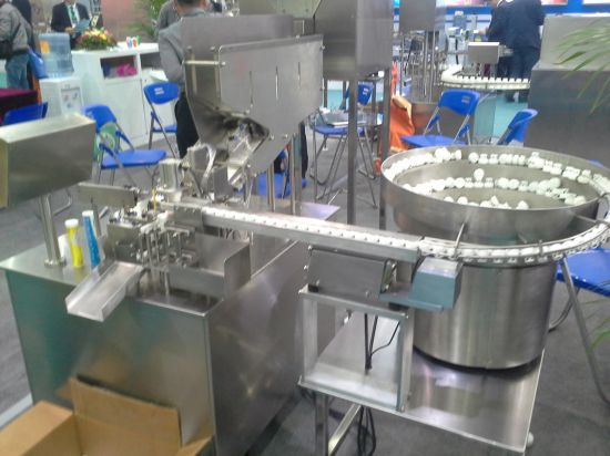 Best Price Effervescent Tablet Tube Filling Machine for SS316 Stainless Steel