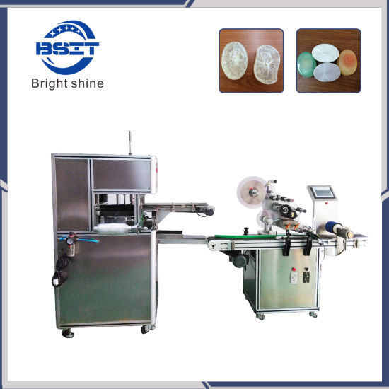 Good Quality Ht-980A Bar Soap Stretch Wrapper Packing Machine (13-20PCS/Min)