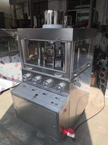 Rotary Tablet Press /Salt Tablet Press Machine Model Zp35A/B