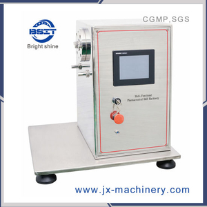 Double Cone Mixer Blender Machine for Pharmaceutical Machine Tester (BSIT-II)