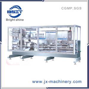 High Speed Plastic Ampoule Filling and Sealing Machine and Labeling Machine